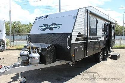 New 2015 Spinifex Caravans AtomiX Series II Caravans In Queensland