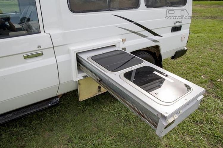 2012 Talvor Toyota Landcruiser Trailfinder
