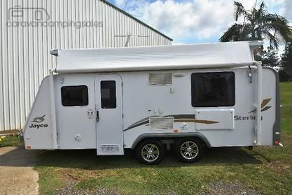 Awesome 2012 Jayco Discovery Outback Caravans In Queensland