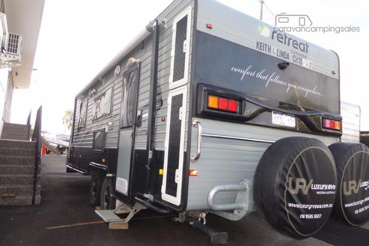 Popular 4x4 Off Road Trailers Amp Caravans Slider Safari Weekender Trailer
