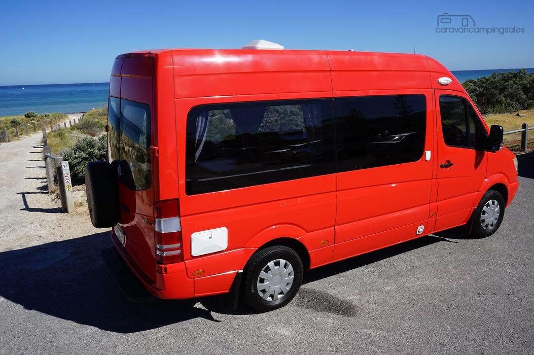 Rv Mercedes >> 2008 Mercedes Sprinter Motorhome Campervan RV **SOLD** Motorhomes & Campers in South Australia ...
