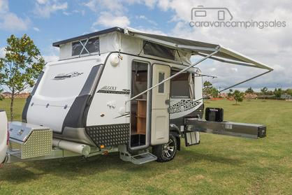 Model  Of The Quality Caravans For Sale At Hinterland Caravans In Nsw And Qld