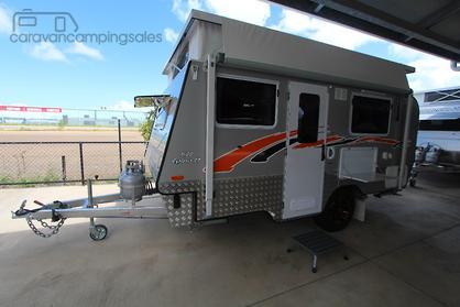 Unique Goldstream Crown Camper For Sale In Warana QLD  Goldstream Crown