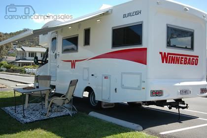 Wonderful Golf Tourer PopTop Caravan For Sale In BAKERS BEACH Tasmania