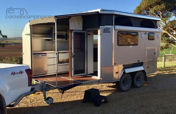 New & Used Caravans, Campers, Motorhomes & RVs
