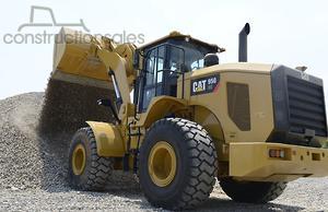 猫揭示新18-tonne轮式装载机
