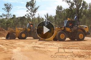 2018年澳大利亚小松产品发布视频