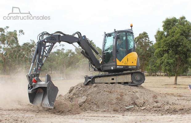 New & Used Construction Equipment & Machinery For Sale