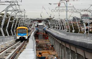 基础设施和采矿向前推动建筑业