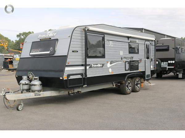 Wangaratta Caravans - 2015 Traveller Prodigy available at