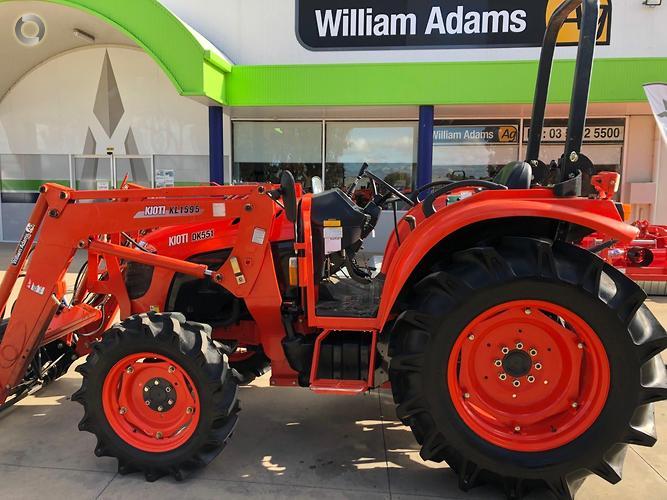 Agriculture Equipment | William Adams Cat