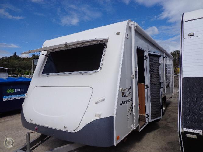 Used Caravans For Sale - Hinterland Caravans Burleigh QLD