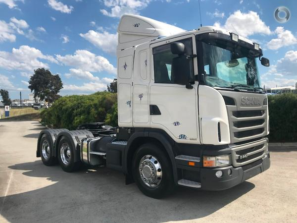 2012 Scania G440 available at Scania - Scania