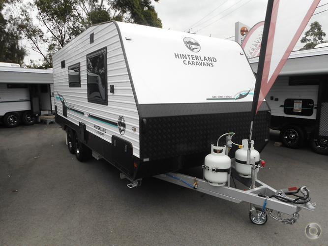 New Caravans For Sale - Hinterland Caravans Morisset NSW