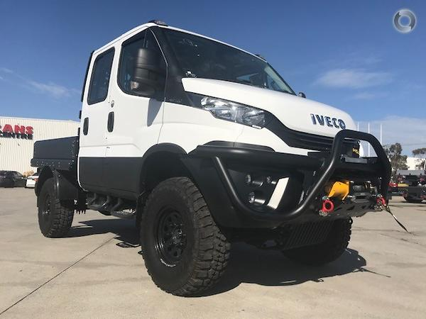 2019 Iveco Daily 55S18 DUAL CAB 4x4 - IN TASMANIA available at