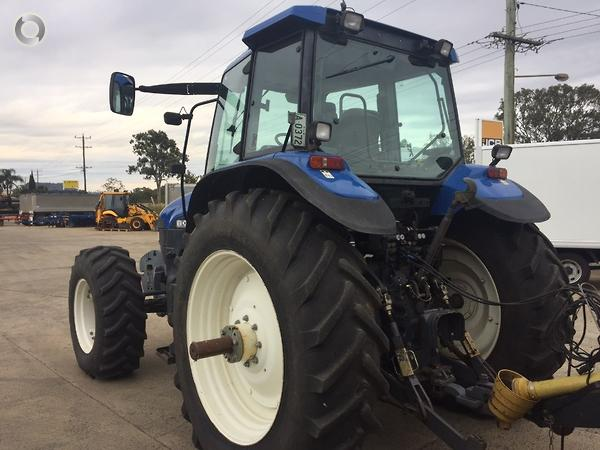 New Holland TM150 available at Wideland AG - Wideland AG