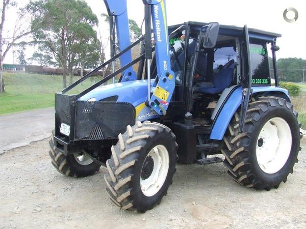 Stan Cork Machinery - 2013 New Holland T5050 available at Stan Cork