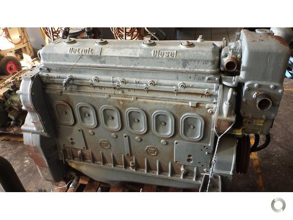 GM DETROIT MARNE 671 NA available at All Diesels Australia P