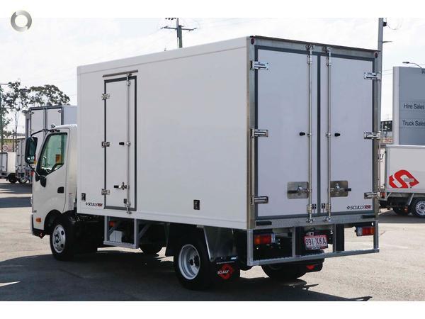 69ade93c5d 2018 Hino 616 Scully RSV 2 Ton 3 Pallet Thermo Transit Auto Freezer ...