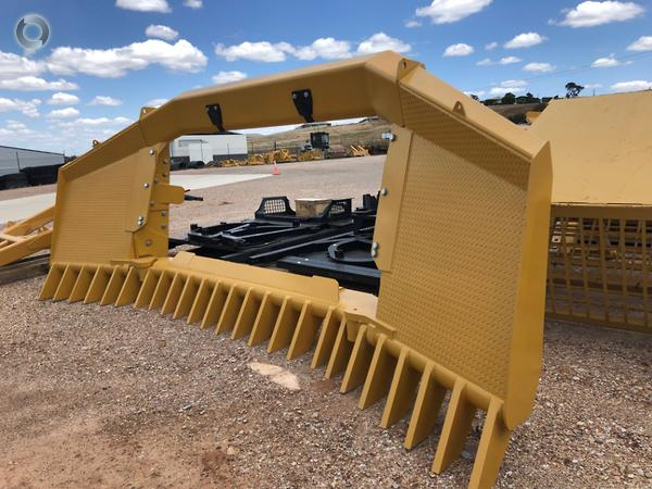 2019 Brand New 18ft Walk in Folding Stick Rake available at