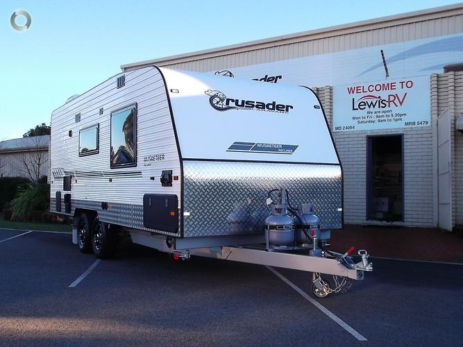 Used Caravans For Sale Perth - Second Hand Caravans | Lewis RV