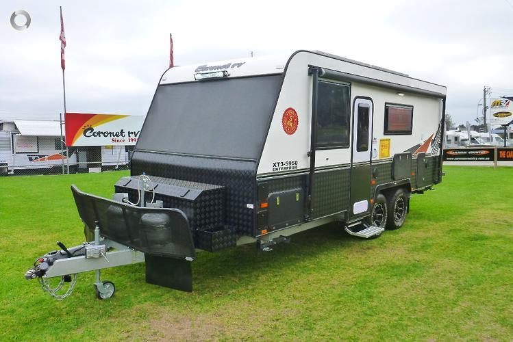Pre Owned Caravans - Caravan Country