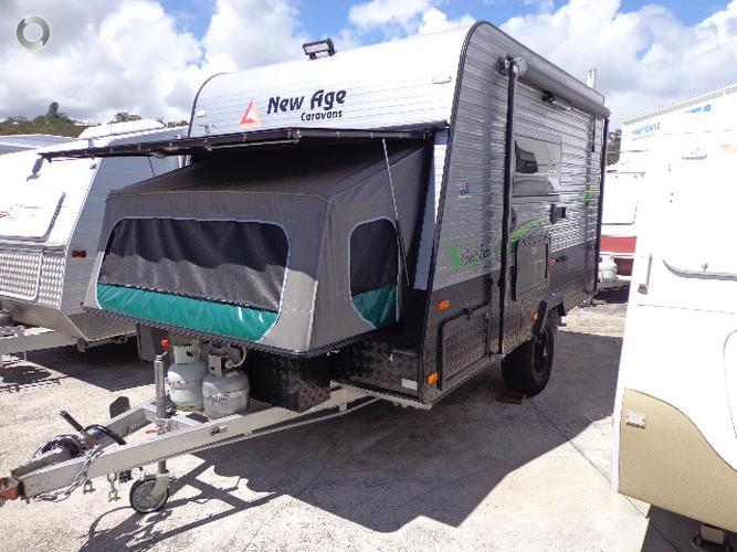 Used Caravans For Sale - Hinterland Caravans Burleigh QLD