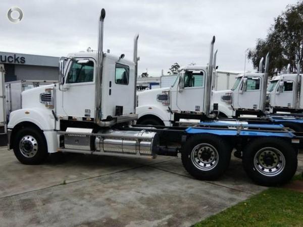 2018 Freightliner Coronado 114 available at Stillwell Trucks - The