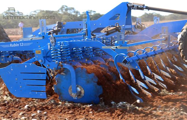 Farm Machinery & Equipment - Irrigation, Pumps & Tractors