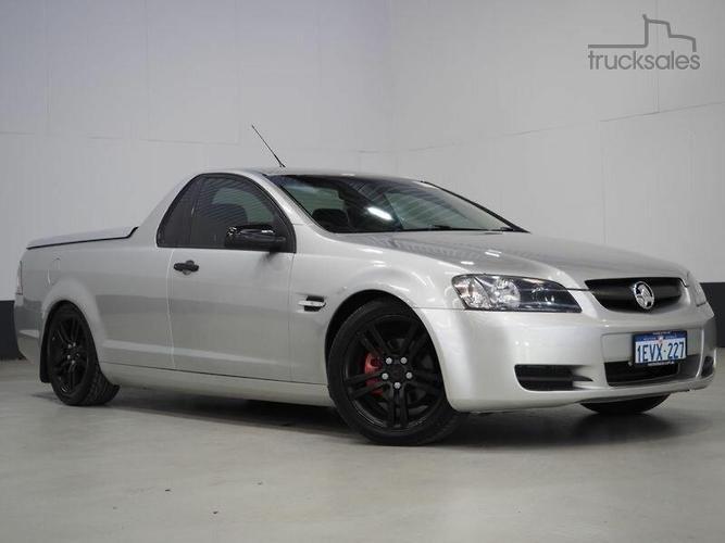 2007 Holden Ute