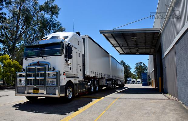New & Used Trucks For Sale - Truck, Bus & Forklift Sales